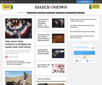 Nydailynews.com - Breaking News, World News, US and Local News - NY Daily News