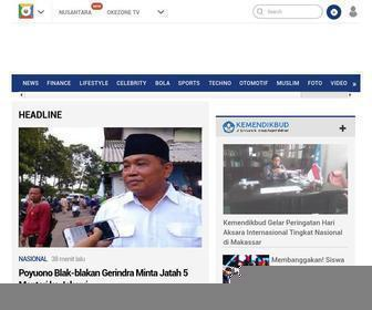 Okezone.com - Okezone | Berita Terbaru | Berita Hari Ini | Berita Online