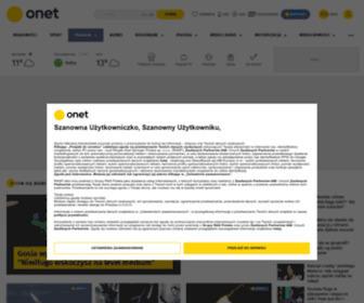 Onet.pl - Onet.pl