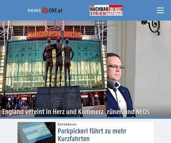 Orf.at - news.ORF.at