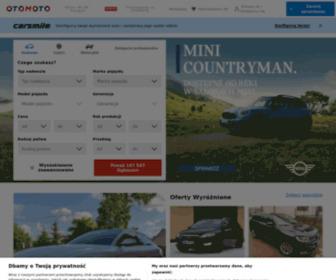 Otomoto.pl - OTOMOTO - nowe i używane samochody i motocykle. Ogłoszenia motoryzacyjne - Internetowa autogiełda.