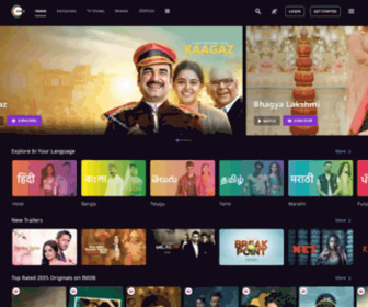 Ozee.com - Watch Free Movies, TV Shows, Gossips Online (HD) | Play Music Videos - OZEE