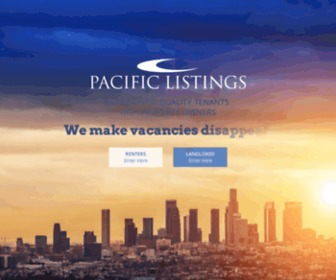 Pacificlistings.com - Pacific Listings | Southern California Apartment Rentals