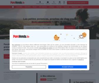 Paruvendu.fr - Annonce gratuite : petites annonces de particuliers et pros - ParuVendu