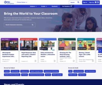 Pbslearningmedia.org - PBS LearningMedia