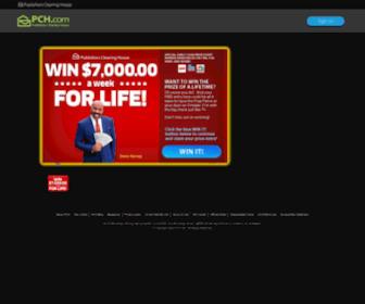 Pch.com - Come back soon to PCH.com!