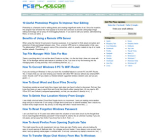 Pcsplace.com - PCs Place -  Tips & Tricks | Tutorials | Web 2.0 | Software