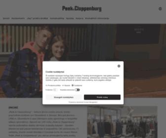 Peek-cloppenburg.lt - Web Forwarding