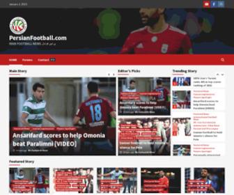Persianfootball.com - Persian Football Dot Com [PFDC] | Your Source For Iran Football News since 1997