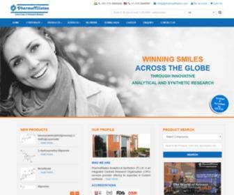 Pharmaffiliates.com - Pharmaceutical Companies India | Pharmaceutical Suppliers In India - Pharmaffiliates