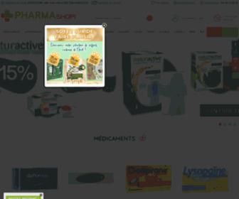 Pharmashopi.com - Pharmacie en ligne - Parapharmacie en ligne - Pharmashopi.com