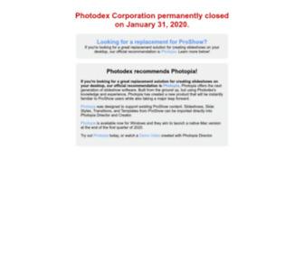 Photodex.com - Photodex - Create photo and video slideshows with ProShow