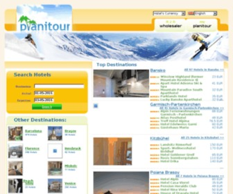 Planitour.com - Book one of more than 70,000 cheap hotels or luxury hotels worldwide with Planitour.com