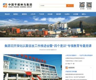 Pmjt.com.cn - 中国平煤神马集团