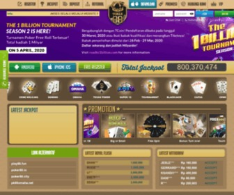Poker88.asia - Poker Online | Game Poker Online Indonesia Terpercaya | Judi Poker | Agen Poker by Poke88.asia