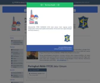 Ppdbsurabaya.net - PPDB Surabaya 2014