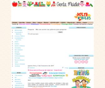 Pragentemiuda.org - Gente Miúda - Atividades e Projetos para Educação Infantil