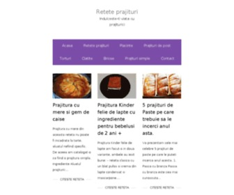 Prajiturici.ro - Retete prajituri
