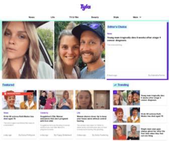 Pretty52.com - Pretty 52 - The Home Of Women's Entertainment & Viral News