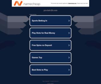 pro betting 24