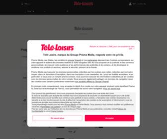 Programme-tv.net - Votre programme TV avec Télé-Loisirs : le programme télévision grandes chaînes, TNT et câble