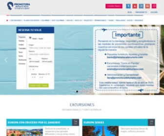 Promotoradeturismo.com - Promotora de Turismo Belisario Marin