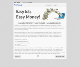 Protypers.com - ProTypers | INDEX