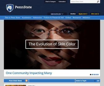 Psu.edu - Penn State-A Public Research University Serving Pennsylvania and the Global Community