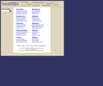 quickmba com strategy strategic planning