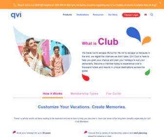Qviclub.com - Vacation Membership Club | QVI Club