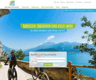Rad-reise-service.de - Fahrradreisen weltweit: Geführte + individuelle Radreisen + Radtouren