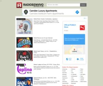 Radiosenvivodeperu.com - RADIOS EN VIVO DE PERU - Escuchar Emisoras Peruanas Online, Radios de Peru