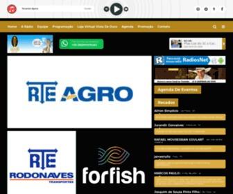 Radiovioladeouro.com.br - Rádio Viola de Ouro