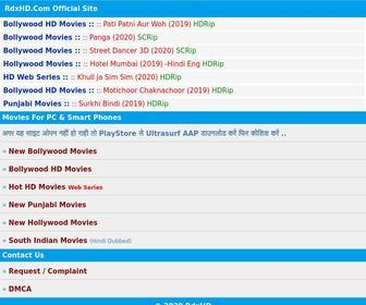Best site to download bollywood movies in hd quality rdxhd