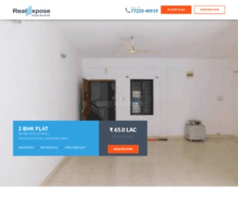 Realexpose.com - Real Estate Classifieds Chennai | Property | Buying | Selling | Rental | Apartment