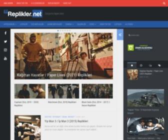 Replikler.net - Replikler.net – Türkiye'nin Replik Sitesi