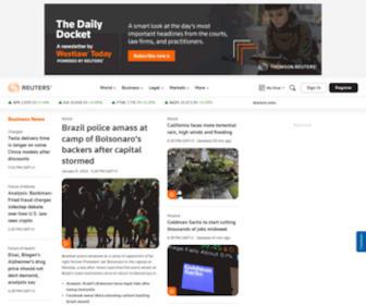 Reuters.com - Business & Financial News, U.S & International Breaking News  | Reuters