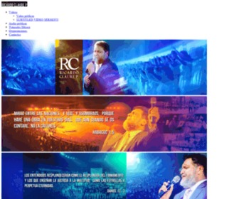 Ricardoclaure.org - Ricardo Claure Peñaloza
