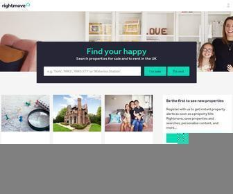 Rightmove.co.uk - Rightmove - UK's number one property website for properties for sale and to rent