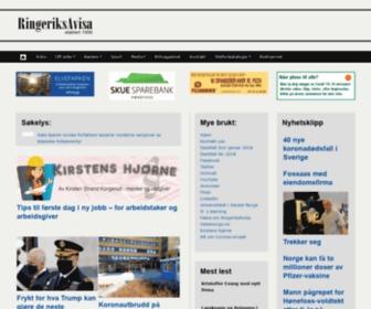 Ringeriksavisa.no - Ringeriksavisa med nyheter fra Hønefoss og Ringerike