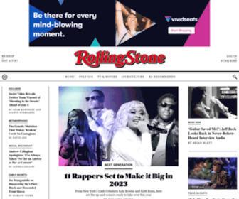 Rollingstone.com - Rolling Stone