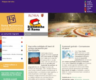 Romamultietnica.it - Roma Multietnica: intercultura, immigrazione e multietnicità | Roma Multietnica