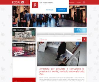 Rosalio.it - Rosalio blog - ...a Palermo pure io!