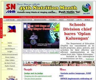 Samarnews.com - Samar News.com | News from Eastern Visayas, Philippines