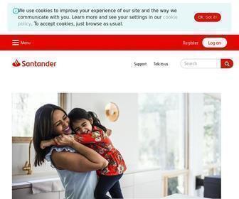 Santander.co.uk - Bank Accounts, Savings, Loans and Mortgages Santander - Santander UK
