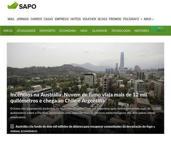 Sapo.pt - SAPO