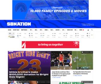 Sbnation.com - SBNation.com | Sports news, video, live coverage, community