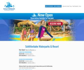 Schlitterbahn.com - Schlitterbahn   America's First Family of Waterparks & Resorts