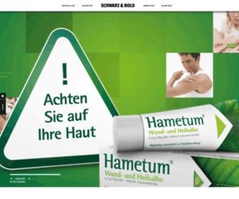 Schwarzundbold.de - SCHWARZ & BOLD Werbeagentur in Karlsruhe – Healthcare, Medizin und Pharma