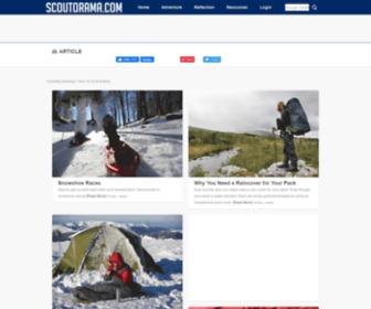 Scoutorama.com - article Scoutorama.com